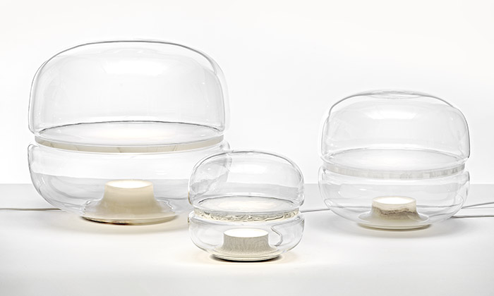 Lucie Koldová navrhla pro Brokis svítidlo Macaron