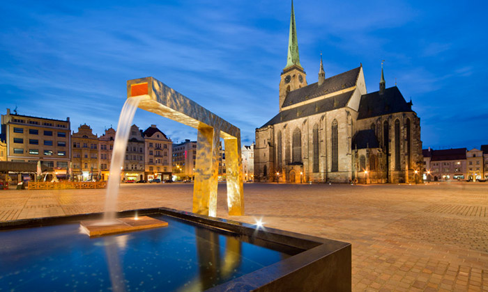 Landscape Festival seletos věnuje urbanismu Plzně