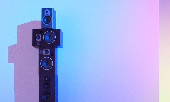 Brian Eno vystavuje vPraze zvukovou instalaci