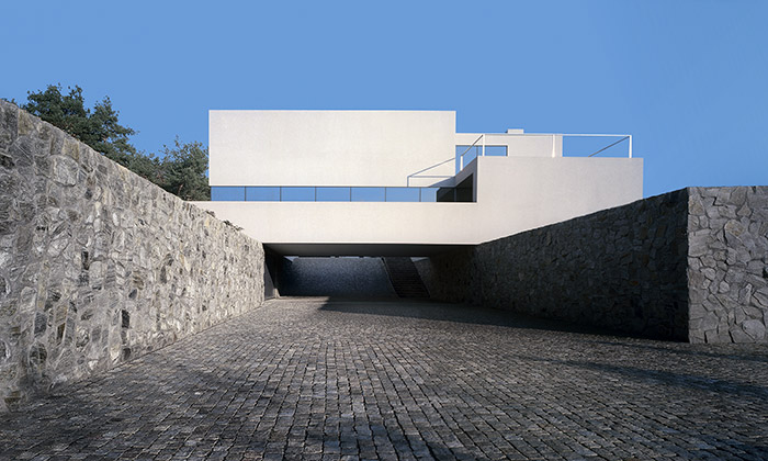 Robert Konieczny a jeho realizované domy vystavené v Brně