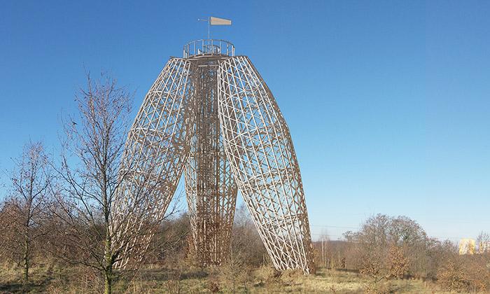 Praha začala stavět rozhlednu Doubravka odRajniše