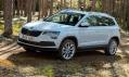 Kompaktní SUV Škoda Karoq