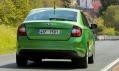 Zmodernizovaná verze rodinného vozu Škoda Rapid na rok 2017