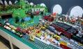 Ukázka z výstavy Brick Republic na Výstavišti Letňany