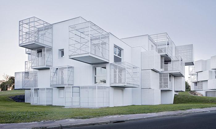 Světové vzory nájemního bydlení vystaveny vPraze