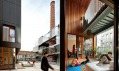 Ukázka z výstavy Nájemní bydlení s podtitulem Zapomenutý segment české architektury