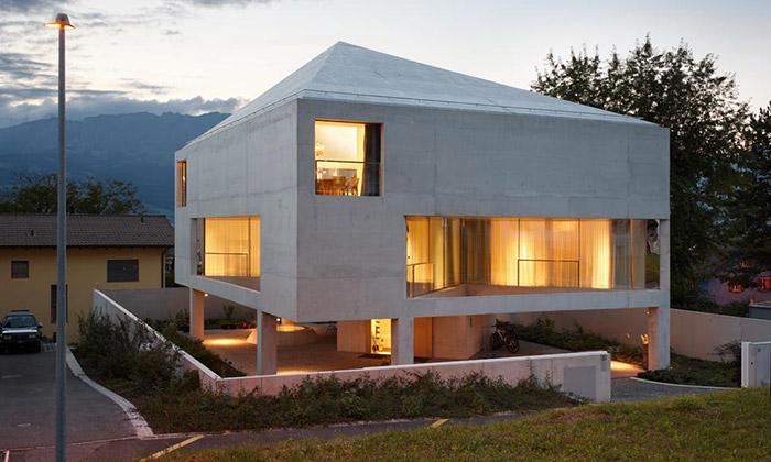 Praha vystavuje moderní architekturu ze Švýcarska