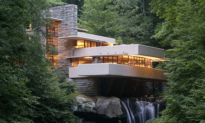 Architekt Frank Lloyd Wright by letos oslavil 150 let