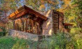 Frank Lloyd Wright: Seth Peterson Cottage
