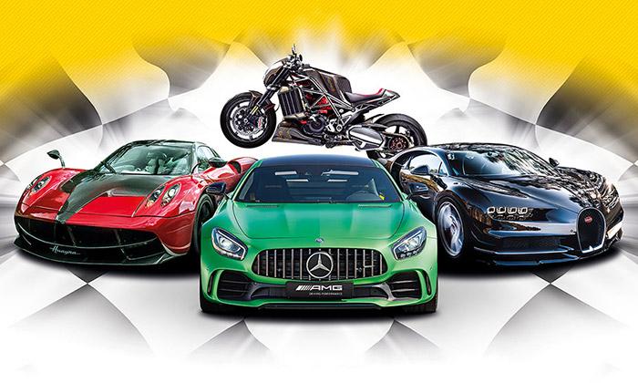 Motoristická slavnost Legendy přiveze ikonické vozy