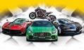 Vizuál motoristické slavnosti Legendy 2017