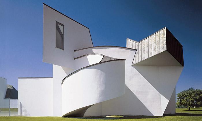Vitra Design Museum v německém Weil am Rhein