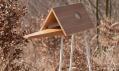 Ptačí krmítko od ODDO architects