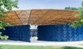 Dočasný pavilon před Serpentine Gallery od Francise Kéré