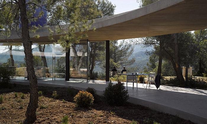 Solo House ve Španělsku od Office KGDVS