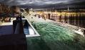 Veřejný bazén Stockholm Infinity Pool od ateliéru UMA