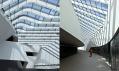 První fáze stanice rychlovlaku Neapol Afragola od Zaha Hadid Architects