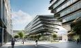 Zaha Hadid a návrh pro pražské Masarykovo nádraží