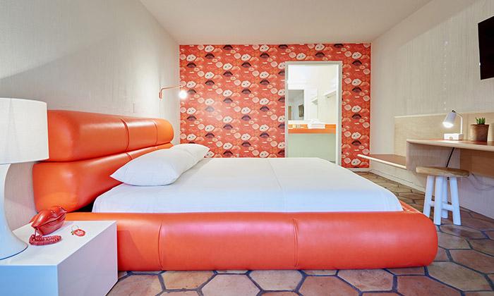 Austin Motel vTexasu seporekonstrukci vrátil včase