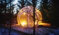 Ubytování v bublinách Bubbles na Islandu