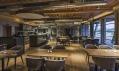 Klubovna Panorama Golf Resort v Kácově od Huť architektury Martin Rajniš