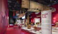 Pohled do expozice výstavy Plywood: Material of the Modern World