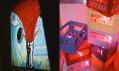 Kolekce děl Pasta Oner 4 Roxy v rámci edice výstav Roxy Visuals x Pasta Oner