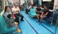Podlahy vmetru vTchaj-peji jako předzvěst letní Univerziády 2017