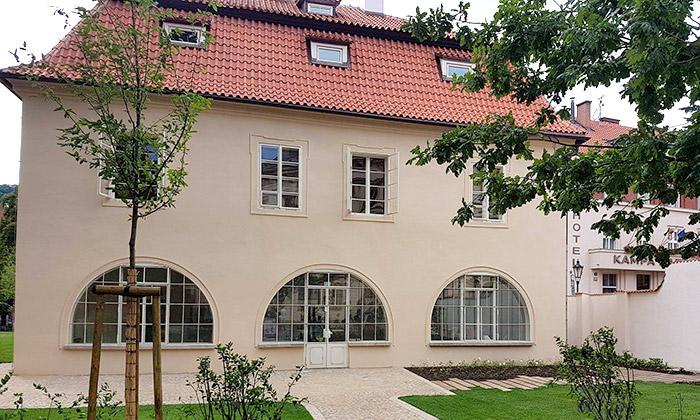 Werichova vila sepoprvé celá otevřela pro veřejnost