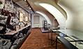 Ukázka zvýstavy Josef Hoffmann aOtto Wagner: Oužitku apůsobení architektury