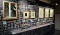 Ukázka z výstavy Josef Hoffmann a Otto Wagner: O užitku a působení architektury