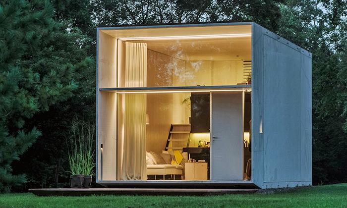 Koda jsou prefabrikované domky pro bydlení vedvou