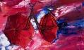 Lubomír Typlt a ukázka z výstavy 370° kruhu
