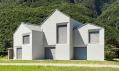 Rodinný dům Swiss House XXII ve švýcarské vesničce Preonzo