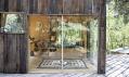 Topanga Cabin v Kalifornii od architekta Mason St. Peter