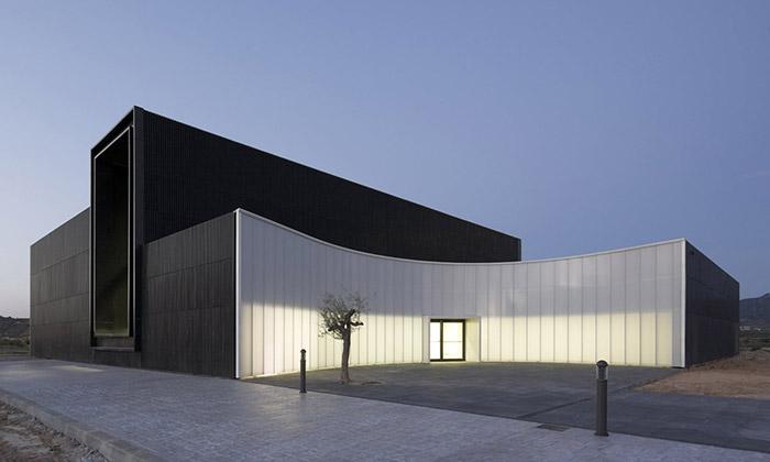 Ukázka z výstavy BAND – Barcelonská architektura a design