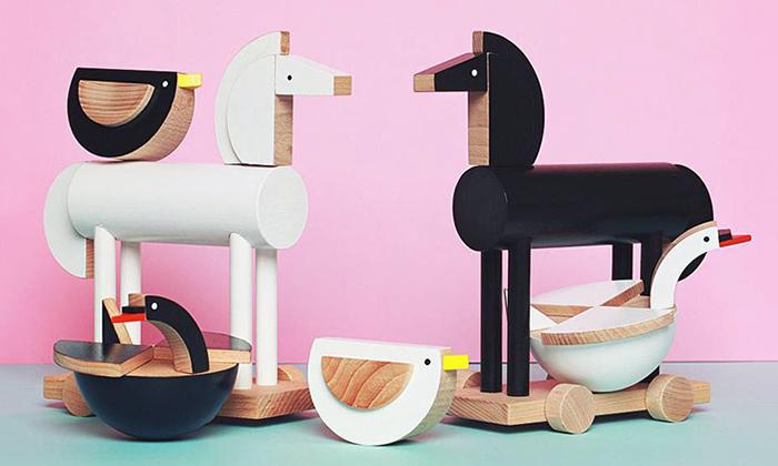 Český design hraček vystavuje Kamenice nad Lipou