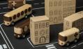 Ukázka z výstav Designéři dětem v Kamenici nad Lipou: NUXO