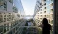 Ukázka zvýstavy Nájemní bydlení vGalerii Architektury Brno