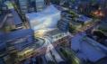 Ukázka z výstavy Zaha Hadid Architects: Unbuilt
