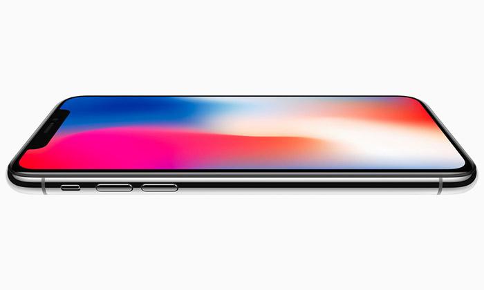 Apple představil revoluční iPhone X bez rámečků