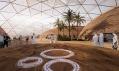 Největší simulace Marsu od BIG ve Spojených arabských emirátech