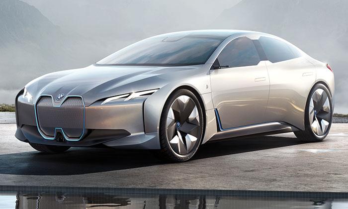 BMW iVision Dynamics jevize blízké budoucnosti