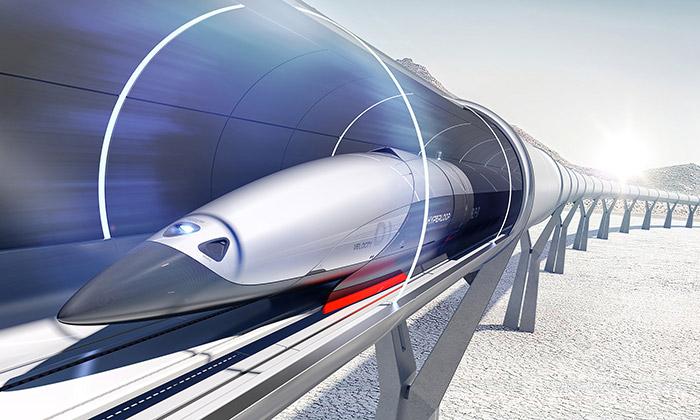 PriestmanGoode a první koncept pro Hyperloop Transportation Technologies