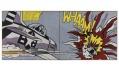 Ukázka z výstavy Roy Lichtenstein in Focus v Tate Liverpool