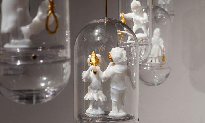 Absolventi zUMPRUM vystaví naden výtvory ze skla