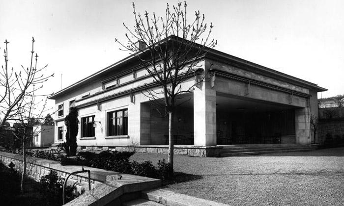 Vila Stiassni v Brně od Ernsta Wiesnera