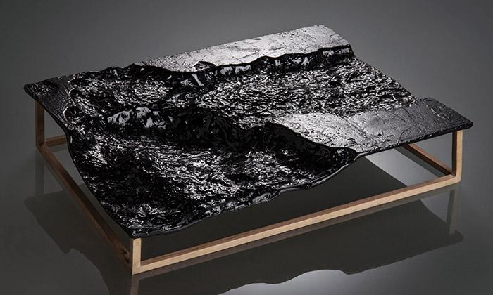 Ukázka z výstavy Za hranou skla: Vendulka Prchalová
