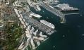 Port of Tallinn podle vítězného projektu od Zaha Hadid Architects