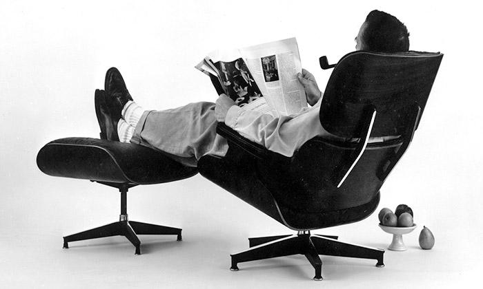 Ikonický nábytek Eamesových má rozsáhlou výstavu